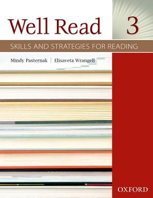 Well Read 3 By Pasternak, Mindy/ Wrangell, Elisaveta